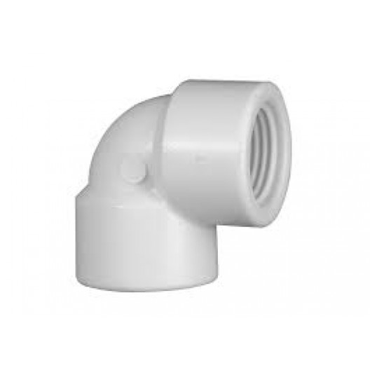 COTOVELO 90° 3/4 EM PVC - VALBIER