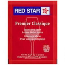 FERMENTO DE VINHO RED STAR PREMIER CLASSIQUE (MONTRACHET) - VALBIER
