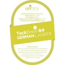 FERMENTO LIQUIDO LEVTECK - TECKBREW 84 GERMAN LAGER - SACHE - VALBIER