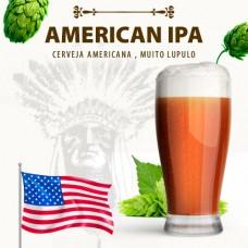 Kit para 10 Litros de Cerveja American IPA - VALBIER