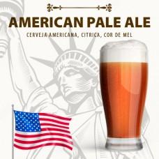 Kit para 10 Litros de Cerveja American Pale Ale