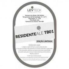 FERMENTO LIQUIDO LEVTECK - TECKBREW 01 RESIDENTE ALE - SACHE - VALBIER