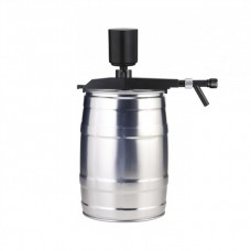 Valvula Extratora para Mini Kegs 5 Litros Com Bomba Manual - Flexi Tap - VALBIER