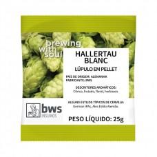 LUPULO HALLERTAU BLANC 25GR BWS- VALBIER