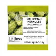 LUPULO HALLERTAU HERKULES 25GR BWS - VALBIER