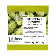 LUPULO HALLERTAU MAGNUM 25GR BWS - VALBIER