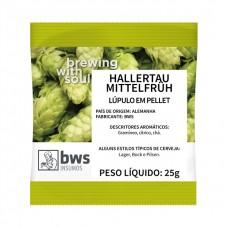 LUPULO HALLERTAU MITTELFRUTH 25GR  BWS