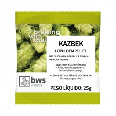 LUPULO KAZBEK 25GR BWS - VALBIER