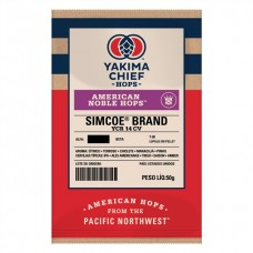 Lúpulo Simcoe American Noble Hops em pellet 50 gr - VALBIER