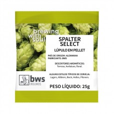 LUPULO SPALTER SELECT 25GR BWS - VALBIER