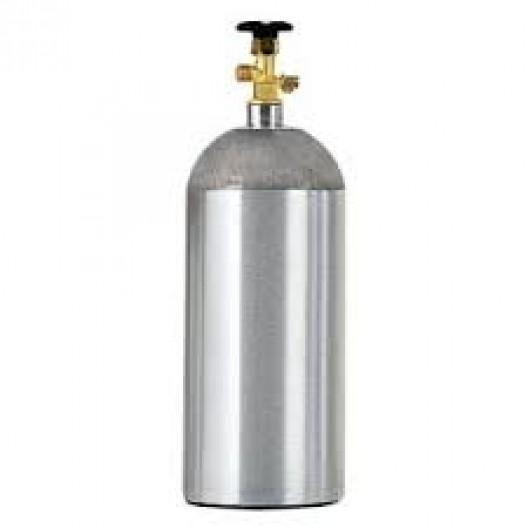 Cilindro de Alumínio para CO² - 5 lb (2,3 kg) - VALBIER
