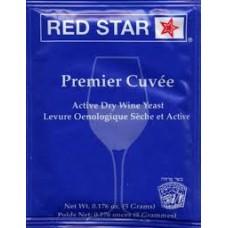 FERMENTO DE VINHO RED STAR PREMIER CUVÉE - VALBIER