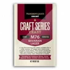 Fermento Mangrove Jack's Bavarian Lager M76 - 10gr - VALBIER