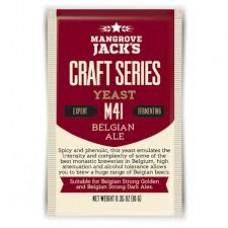 Fermento Mangrove Jack's Belgian Ale M41 - 10gr - VALBIER