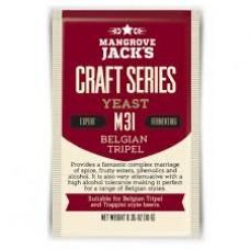Fermento Mangrove Jacks Belgian Tripel  M31 - 10gr - VALBIER