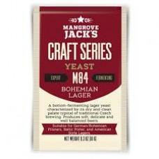 Fermento Mangrove Jacks Bohemian Lager M84 - 10gr - VALBIER