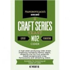Fermento Mangrove Jacks  Cider M02 - 10gr - VALBIER