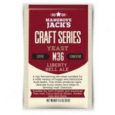 Fermento Mangrove Jack's Liberty Ale M36 - 10gr - VALBIER