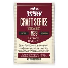 Fermento Mangrove Jack's French Saison M29 - 10gr - VALBIER