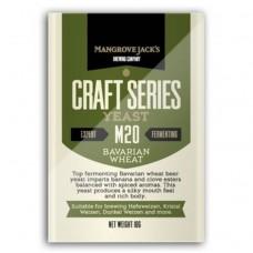 Fermento Mangrove Jacks's Bavarian Wheat M20 - 10gr - VALBIER