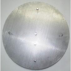 Fundo Falso em Alumínio para Panela 22,5 Litros Nr 32 - VALBIER