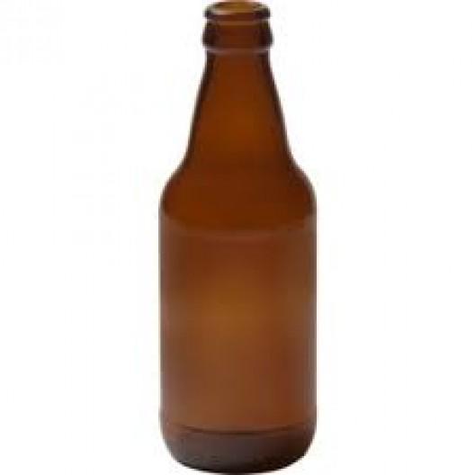 Garrafa de Vidro Tipo Caçula 300 ml - VALBIER