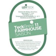 FERMENTO LIQUIDO LEVTECK - TECKBREW 11 FARMHOUSE ALE - SACHE - VALBIER