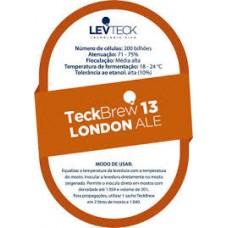 FERMENTO LIQUIDO LEVTECK - TECKBREW 13 LONDON ALE - SACHE - VALBIER