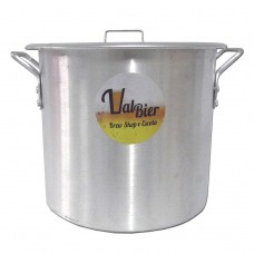Panela / Caldeirão em alumínio - 7 litros