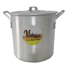 Panela / Caldeirão em alumínio - 15,3 litros