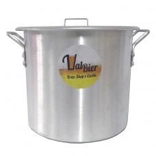 Panela / Caldeirão em alumínio - 22.5 litros