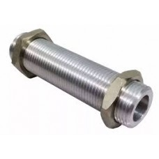 """Prolongador em Alumínio- Rosca 5/8"""" - Comprimento 90mm"""