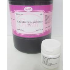 Sulfato de Magnésio - 25gr
