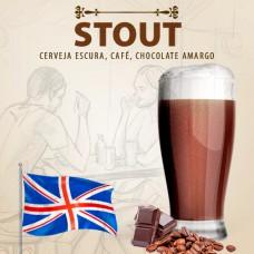 Kit para 10 Litros de Cerveja Stout