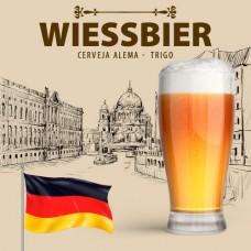 Kit para 10 Litros de Cerveja Weissbier